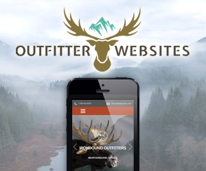 Outfitter Websites Mobile Ready Blue Wolf Newfoundland